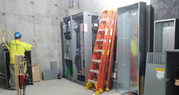 electrical transformer boxes